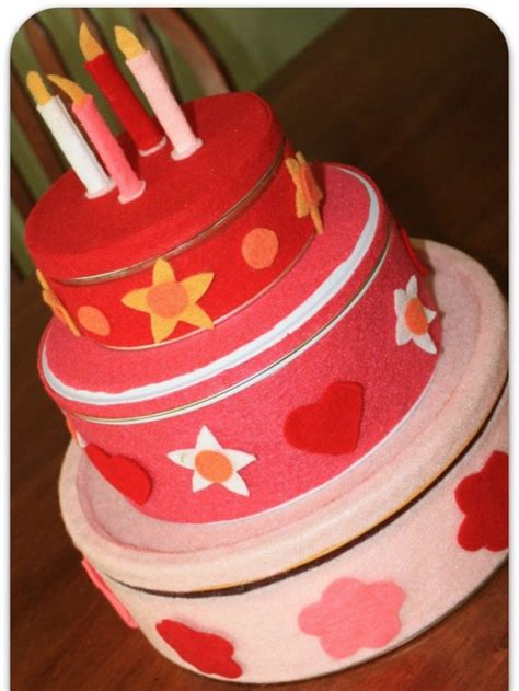 How To Make A Paper Cake - how to make a birthday cake out of paper