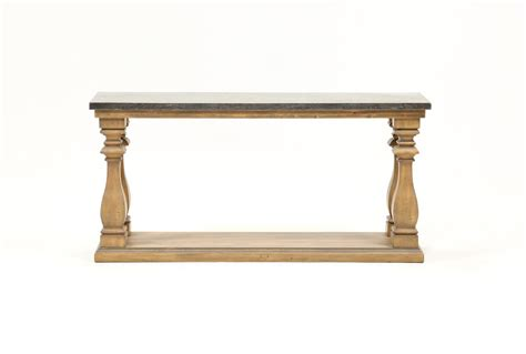 living spaces sofa table bacall sofa table living spaces
