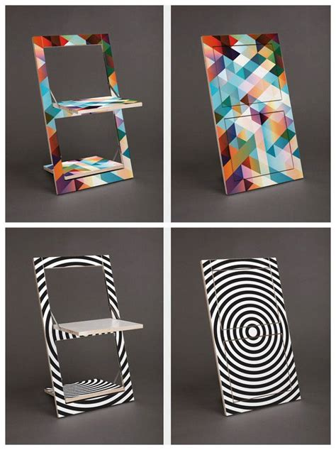sillas plegables modernas m 225 s de 25 ideas incre 237 bles sobre sillas en pinterest