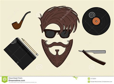 7x Sunglasses 2 Pack set of style icons stock vector image of objects