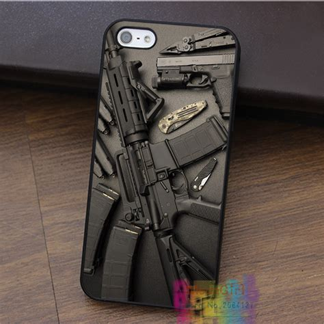 Weapons Ammunition Iphone 4 4s 5 5s 5c 6 6s 7 Plus weapons rifle guns fashion fashion cell phone for for iphone 4 4s 5 5s 5c se 6 6s