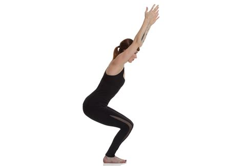 Journal Chair Pose by Nardini S Empowering Sequence For In