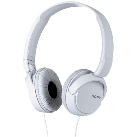 Sony Mdr Zx110ap White sony mdr zx110nc 950