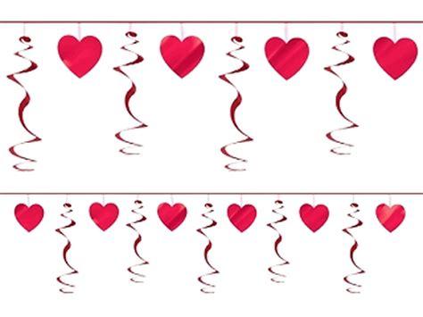 Hochzeit Girlande by Girlande Spiralen Mit Herzen Girlanden Herzgirlande