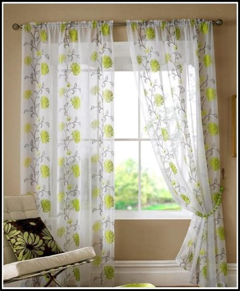 orange green curtains orange and lime green curtains curtains home design
