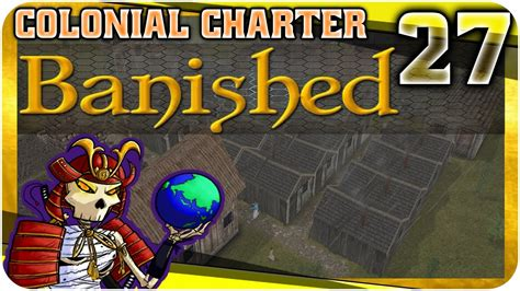 let s play banished harsh banished modded import export 27 let s play