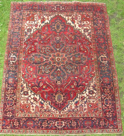 Antiques Atlas Antique Persian Handmade Wool Rug Handmade Rugs