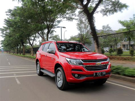 Chevrolet Trailblazer Cover Bodypenutup Mobil test drive all new chevrolet trailblazer telisik ragam