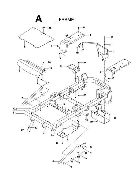 husqvarna zero turn parts diagram buy husqvarna mz52le 96727740400 replacement tool parts