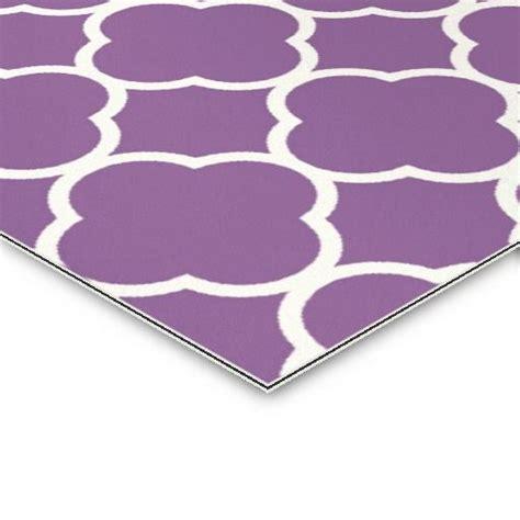 quatrefoil card template quatrefoil shape quatrefoil tiles purple white