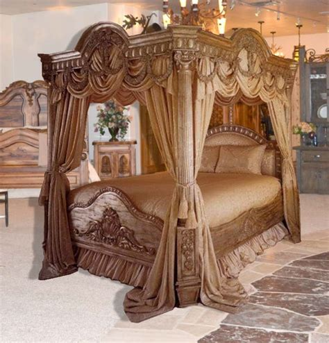 Handmade Beds - canopy bed custom canopy beds high end canopy beds