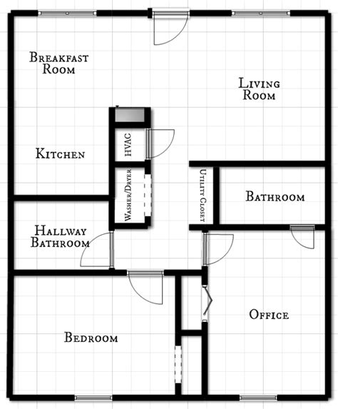 Small Condo Floor Plans by Our Condo Floor Plan