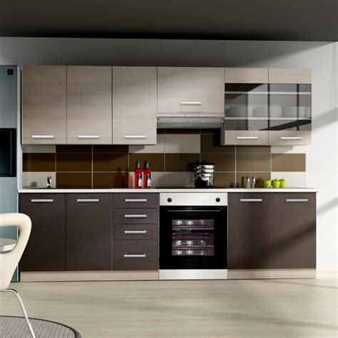 meuble de s駱aration cuisine salon meuble de cuisine en kit inspirational cuisine amazing