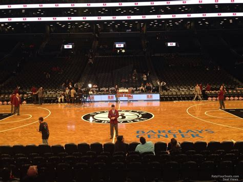 Barclays Center Section 24 Brooklyn Nets Rateyourseats Com