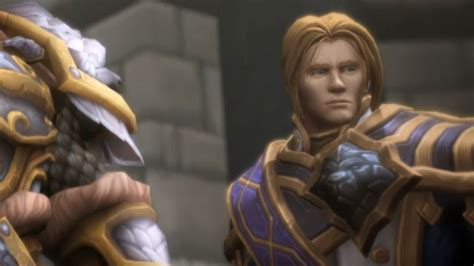 Simply Varian your lore the for anduin wrynn blizzard