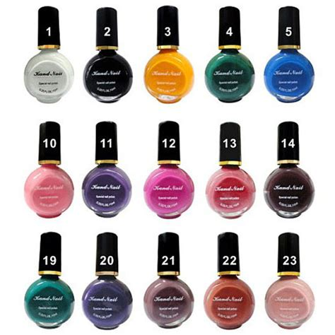 best nail polish colors for a working proffessional woman 15 pcs professional nail colors painting sting varnish