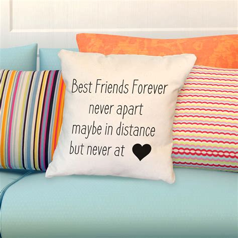 The Pillow Friend pillow best friends forever wildwood landing