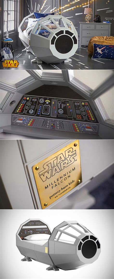 millennium falcon bed millennium falcon bed and 10 more cool and creative beds
