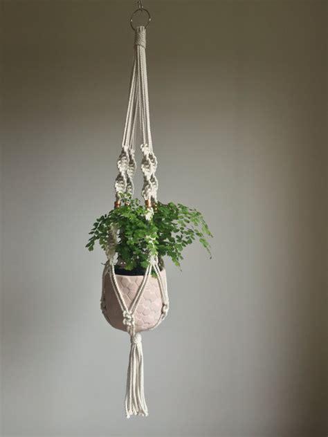 Macrame Plant Hangers Diy - diy macrame plant hanger kit