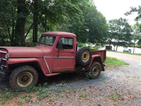 1962 willys jeep 1962 willy s jeep