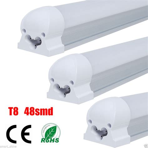 Fluorescent Light L Holder Replacement by T8 9w 48inch Led Smd Light With Holder G13