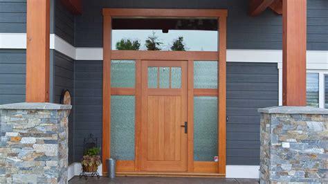 Handmade Doors - custom doors island timber frame