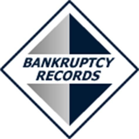Bankruptcies Records Bankruptcy Files
