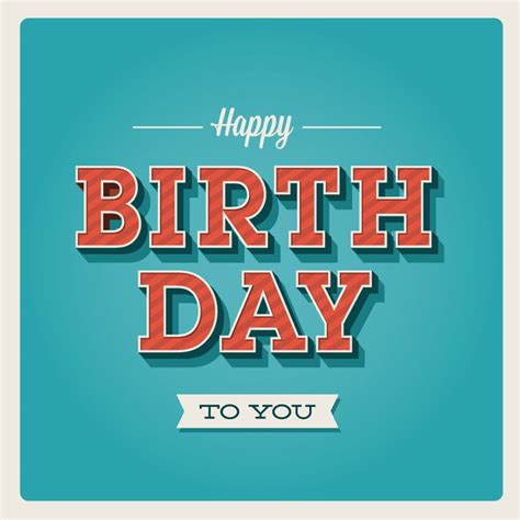 design happy birthday photo happy birthday stroke design vector free vector graphic