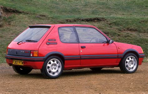 205 Gti Peugeot 1986 Peugeot 205 Gti Related Infomation Specifications