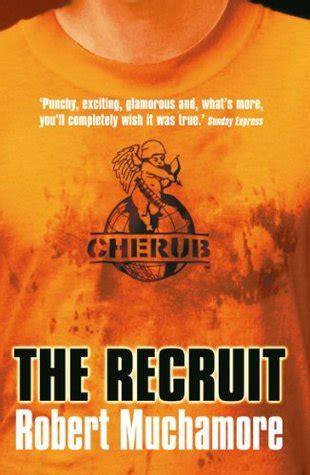 cherub  recruit  robert muchamore