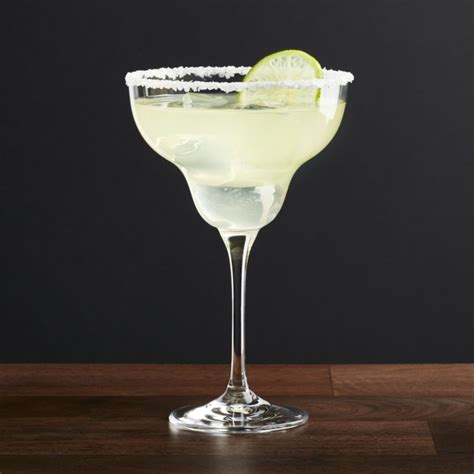 margarita glass margarita glass reviews crate and barrel
