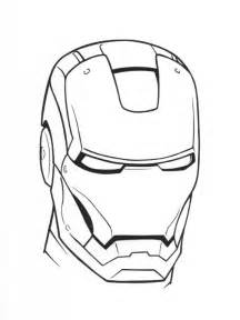wonderful iron man coloring pages kids
