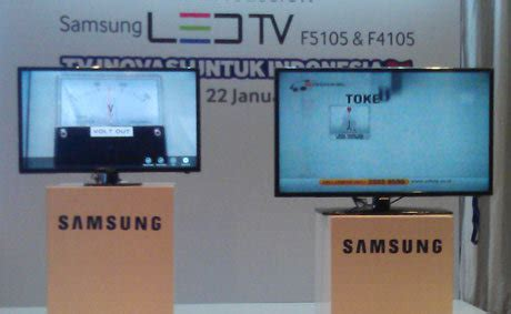 Tv Led Samsung Anti Petir pt rekabio samsung luncurkan tv anti petir pt rekabio