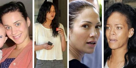 actresses without their makeup 16 shocking photos of celebrities without makeup