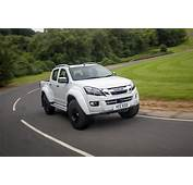 Isuzu D Max Arctic Trucks AT35 Price Announced Prepare &163