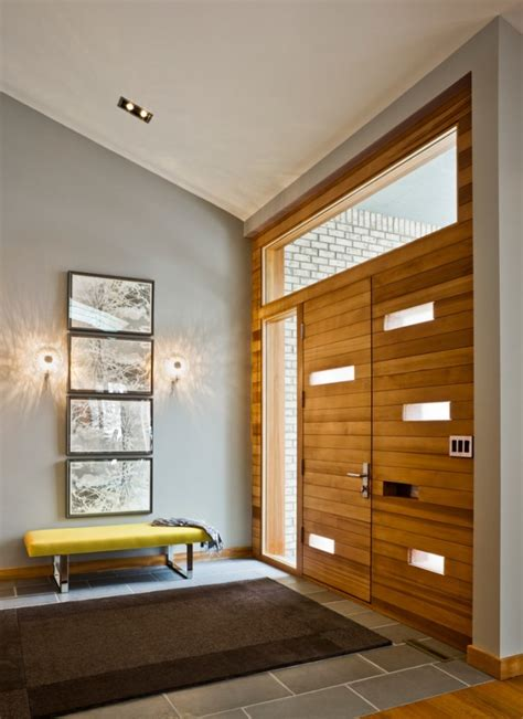 welcoming modern entry hall designs   inspiration