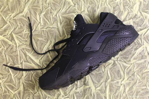 Nike Huarache Black by Nike Air Huarache Quot Black Quot Available At Foot Locker