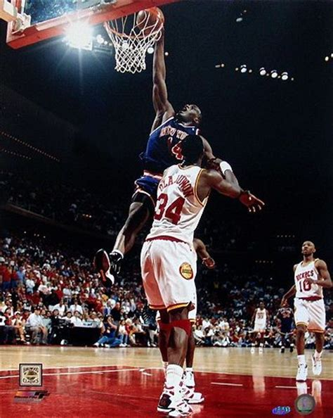 anthony daniels basketball player 17 best images about 1994 new york knicks on pinterest