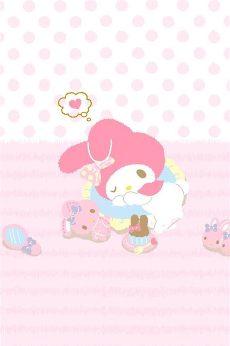 04 Stelan Hello Melody my kawaii my melody collection pict