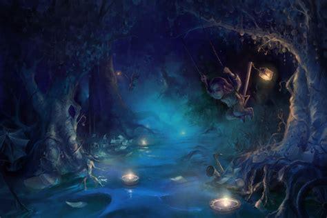 swinging fantasy monkeys are swinging by aquasixio on deviantart