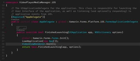 xamarin tutorial step by step xamarin forms 101 how to include a video player in your