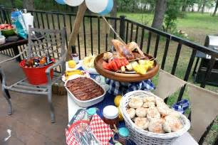 Backyard Bbq Kid How To Throw A Backyard Bbq Together Fast A