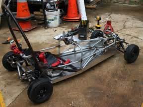 Car Shocks On Go Kart Soapbox Kart Make