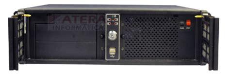 gabinete rack 3u 19 pol. nilko nk330 atx, 525 mm atera