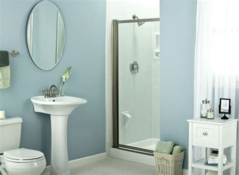 how to make bathroom look bigger renovating small bathrooms way to make it look bigger