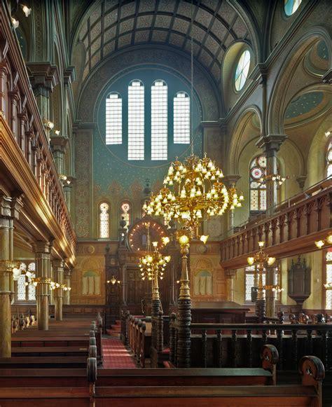 Interior Of A Synagogue by Eldridge Synagogue Interior Museum At Eldridge