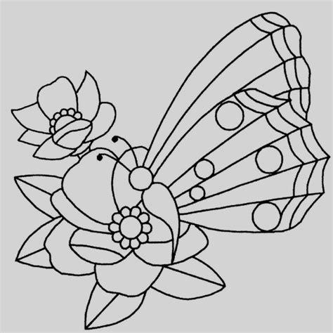 imagenes de mariposas sencillas mariposas para colorear infantiles sencillas mariposas