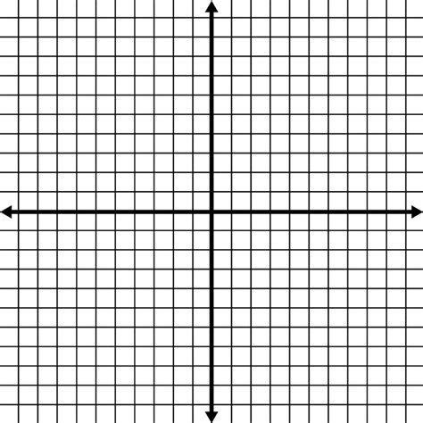 printable xy graph blank coordinate grid with grid lines shown clipart etc