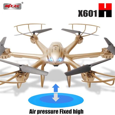 Murah Mjx X600 X Series Rtf Drone Quadcopter Remote Rc Toys mjx new drone x601h x series wifi fpv 720p hd altitude hold mode rc quadcopter hexacopter