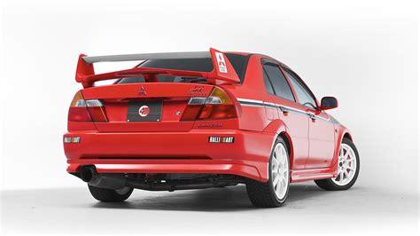 2000 Mitsubishi Lancer Evolution VI Tommi Makinen Edition ... X 1999 Wallpaper